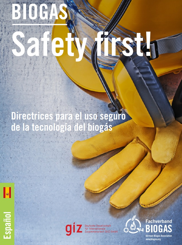 Biogas Safety First en español