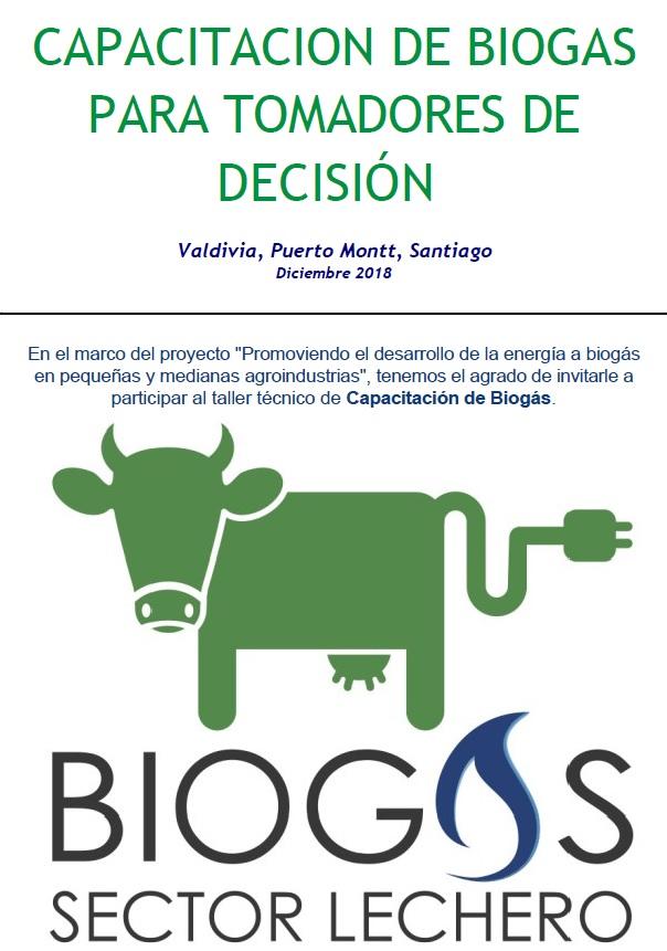 taller biogas